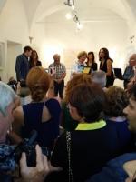 Premiazione Estetica Paradisiaca Galleria La Pigna Roma