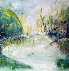 angolo di natura 50x50  2009