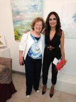 ROMA - con Mariagrazia Cucinotta