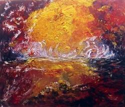 danza dei colori 60x70 2007
