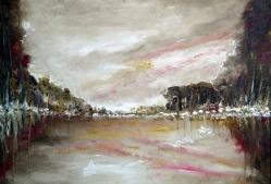 il lago dei cigni 50x70 2008