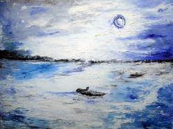 mare alla luna 120x90 2006