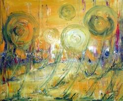sfere di luce 60x50 2008