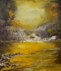 valle dorata 70x80  2010